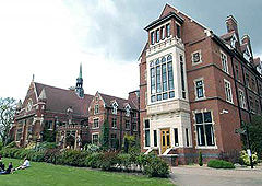 Homerton College and its Buildings